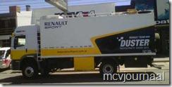 Dakar Rally Renault Duster 10