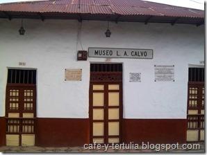 Casa Museo Luis A Calvo. Agua de Dios