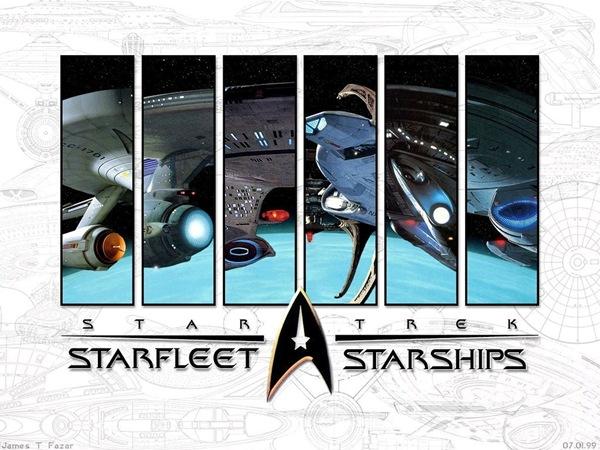 Star Trek Starships