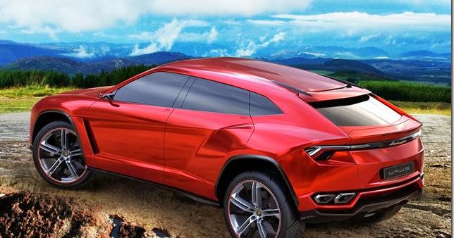 CEO da Lamborghini confirma Urus para 2017