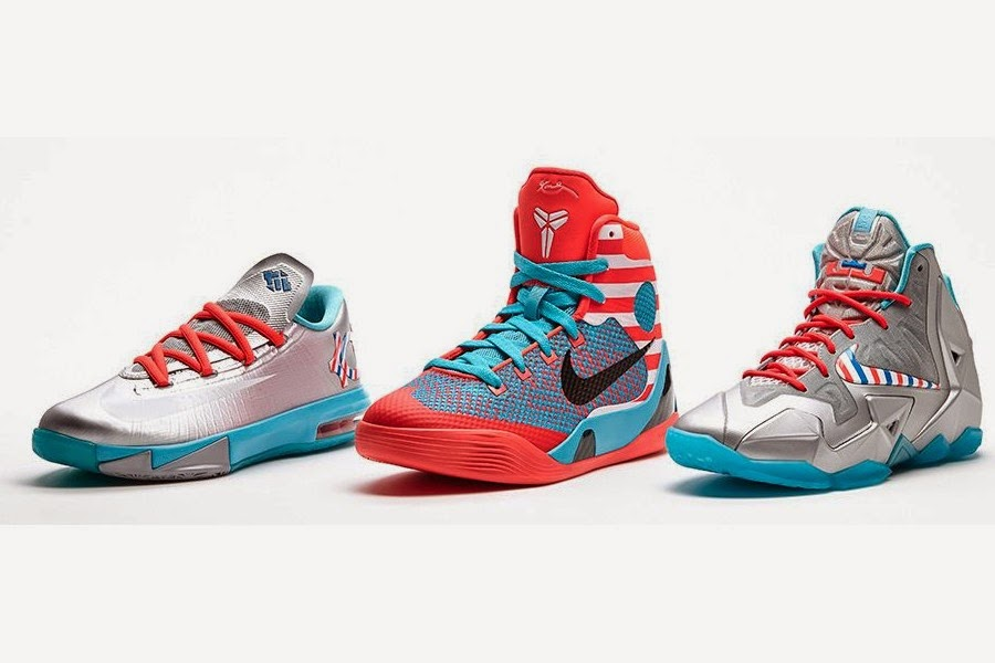 ... Nike Basketball GS Barbershop Pack Including LeBron 11 49b28e2b0daf