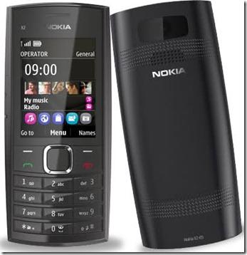 Nokia X2-05 Nokia C2-05