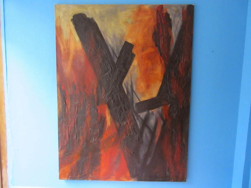 Katalin Kotvics Wall Sculpture 3