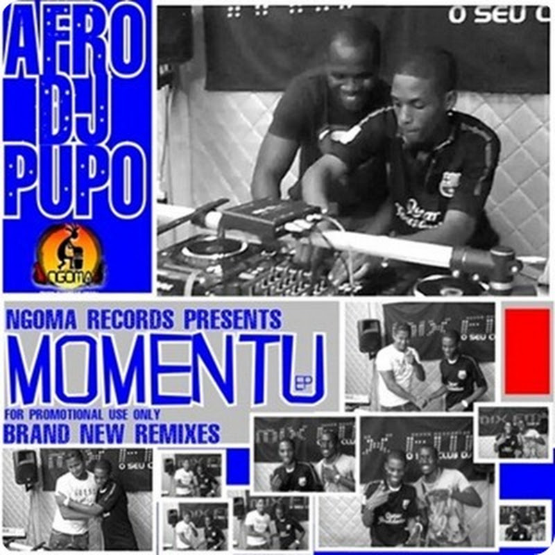 Blake Reary - Nowhere Near (Afro Dj Pupo's African Jungle Remix) (2012) [Download]