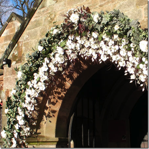 Wedding Thoughts Wedding Arch Ideas
