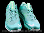 nike lebron 10 low gr green white 1 05 LEBRON X LOW, KOBE 8 and KD V   Nike Easter Collection