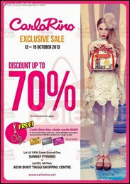 Carlo Rino Exclusive Sale 2013 Malaysia Deals Offer Shopping EverydayOnSales