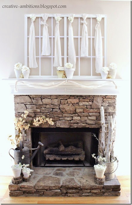 Front Spring Mantel