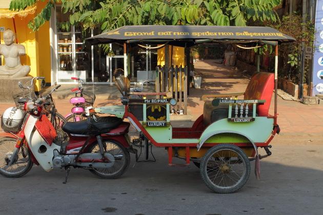 Tuk Tuk from Cambodia
