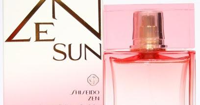 mackarrie beauty style blog shiseido zen sun eau de toilette fraiche review. Black Bedroom Furniture Sets. Home Design Ideas