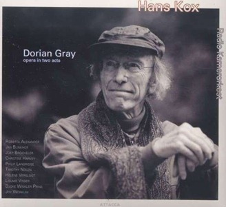 Hans Kox: DORIAN GRAY [ATTACCA 2012.130.131]