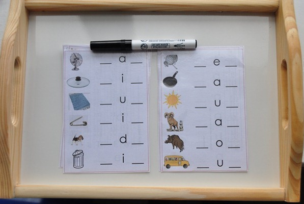 Beginning, Vowel and Ending Sound Worksheets | The Pinay Homeschooler