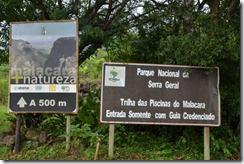 Entrada do Canion Malacara