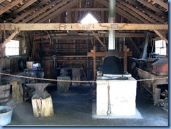 8268 King St - Port Colborne -Historical & Marine Museum - Blacksmith Shop (1880)