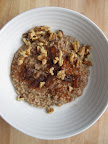TUESDAY: This sweet Indian-spiced oatmeal is just