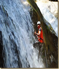 waterfall Abseiling sungai sedim (4)