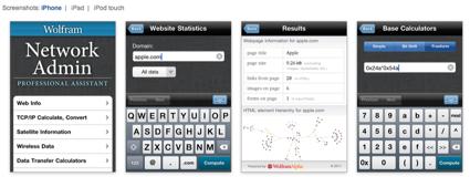 Wolfram net admin
