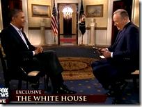 [Oreilly-Obama interview]