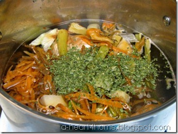 homemade vegetable broth3