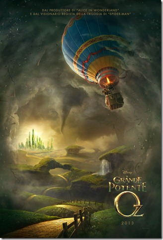 Il grande e potente Oz - Storia di un mago fin troppo moderno