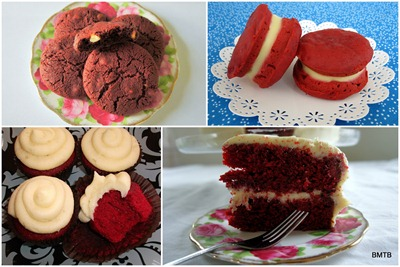 Valentines Red Velvet Ideas