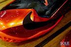 nike lebron 11 gr black red 11 04 New Photos // Nike LeBron XI Miami Heat (616175 001)