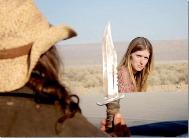 amanda adrienne stars in SAVAGED