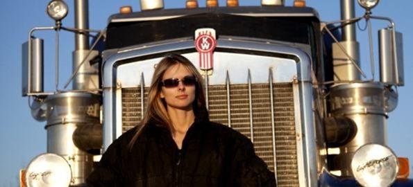 Camioneros del Hielo Lisa Kelly