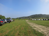 Cattle Camp Parking Area Photo