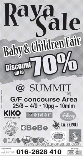 Baby-Children-Fair-2011