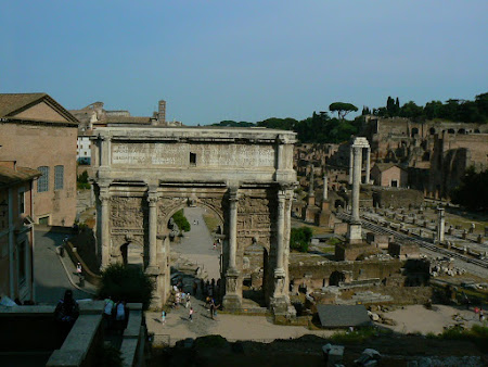 Rome pictures: The Roman forum