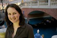 Kristy in Venice