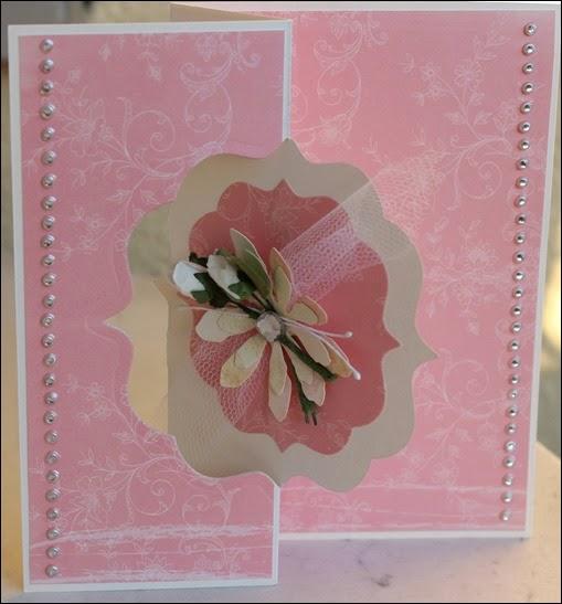 Hochzeits Glückwunsch Karte Flip it Cards Wedding Rose 02