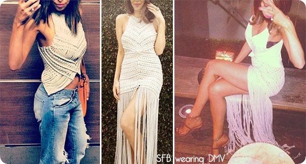 Sydney Fashion Blogger Wearing DMV theladida
