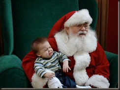 Santa- Exasperated