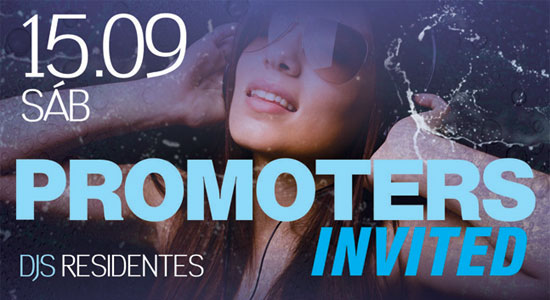 Zoff Club - Promoters Invited - 15/09