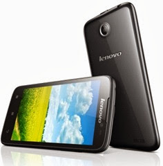 Lenovo A369i with Dual-sim mobile with 4-inch display 1.3 GHz dual-core processor