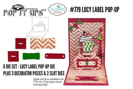 779 Lucy Label Pop-Up