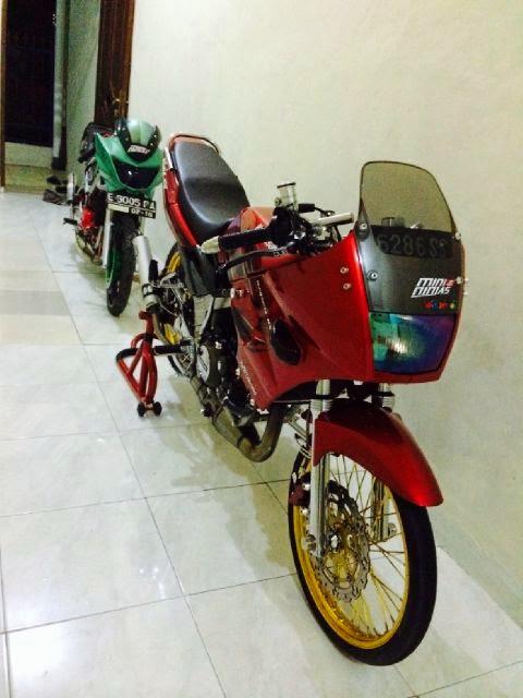 Modifikasi Ninja Jadi Ssr Mini Ninjas Jakarta
