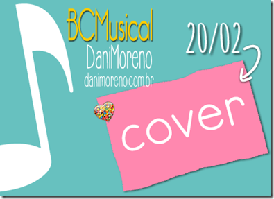 Banner do tema Cover da BC Musical do blog Moça de Família