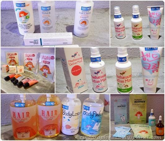 Yadah 2014 Product