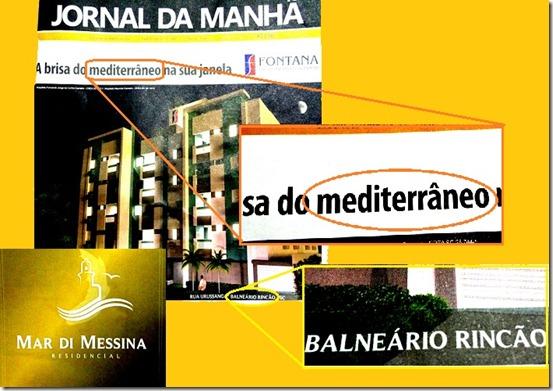 Rincão no mediterraneo