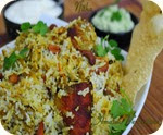 Chicken Biriyani 5