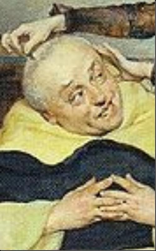 Vicente Palmaroli El corte de cabello DETALLE