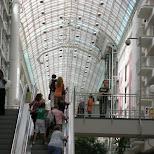 eaton centre in Toronto, Ontario, Canada