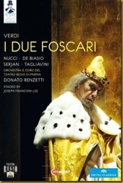 Verdi Foscari DVD Nucci Parma 2009