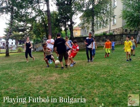 Futbol in Bulgaria