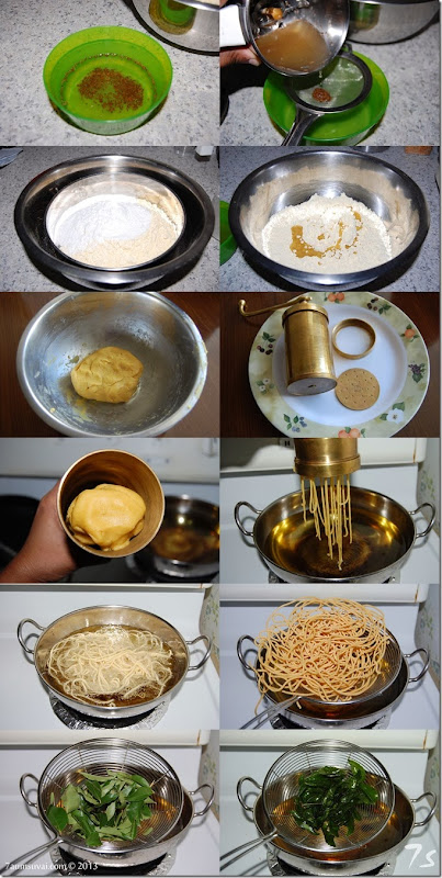 Omapodi process