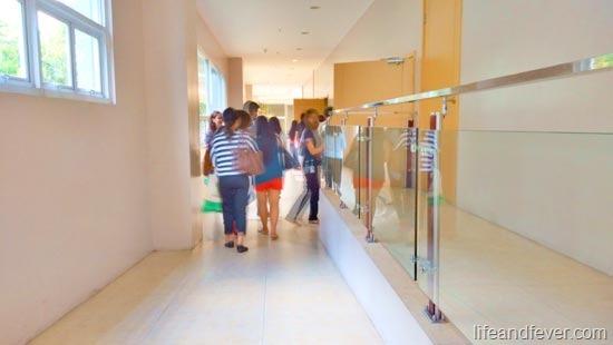 DLSHSI Medicine hallway