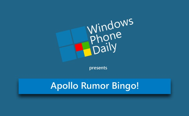 Apollo Rumor Bingo hero